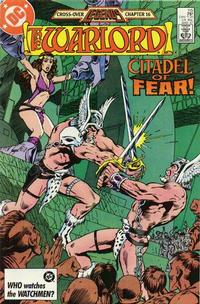 Cover Thumbnail for Warlord (DC, 1976 series) #115 [Direct Sales]