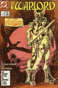 Cover Thumbnail for Warlord (DC, 1976 series) #116 [Direct Sales]