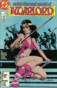 Cover Thumbnail for Warlord (DC, 1976 series) #117