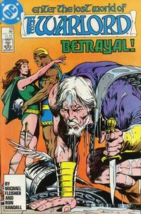 Cover for Warlord (DC, 1976 series) #119