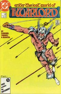 Cover Thumbnail for Warlord (DC, 1976 series) #121 [Direct Sales]