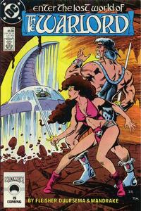 Cover Thumbnail for Warlord (DC, 1976 series) #124 [Direct Sales]
