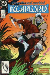 Cover Thumbnail for Warlord (DC, 1976 series) #127 [direct]