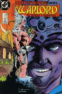 Cover Thumbnail for Warlord (DC, 1976 series) #130 [Direct]