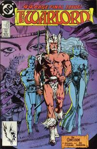 Cover Thumbnail for Warlord (DC, 1976 series) #133