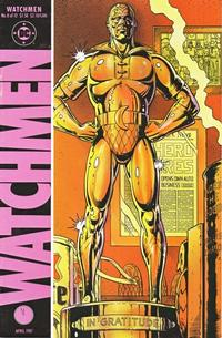 Cover Thumbnail for Watchmen (DC, 1986 series) #8