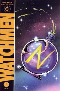 Cover Thumbnail for Watchmen (DC, 1986 series) #9
