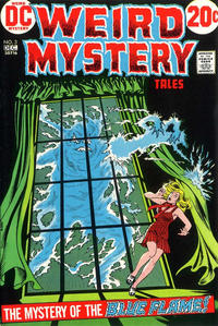 Cover Thumbnail for Weird Mystery Tales (DC, 1972 series) #3