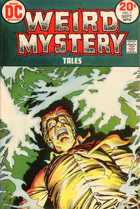 Cover Thumbnail for Weird Mystery Tales (DC, 1972 series) #7