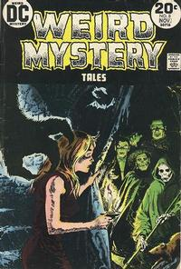 Cover Thumbnail for Weird Mystery Tales (DC, 1972 series) #8