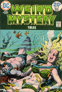 Cover Thumbnail for Weird Mystery Tales (DC, 1972 series) #10