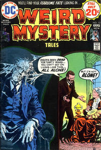 Cover Thumbnail for Weird Mystery Tales (DC, 1972 series) #12