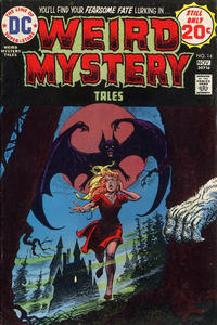 Cover Thumbnail for Weird Mystery Tales (DC, 1972 series) #14