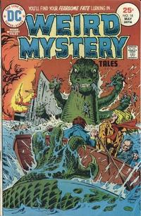 Cover Thumbnail for Weird Mystery Tales (DC, 1972 series) #18