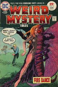 Cover Thumbnail for Weird Mystery Tales (DC, 1972 series) #19