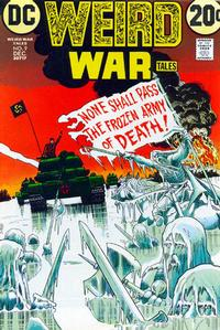 Cover for Weird War Tales (DC, 1971 series) #9