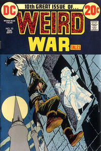 Cover for Weird War Tales (DC, 1971 series) #10