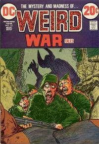 Cover Thumbnail for Weird War Tales (DC, 1971 series) #12