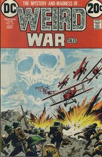 Cover Thumbnail for Weird War Tales (DC, 1971 series) #15