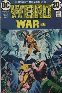 Cover for Weird War Tales (DC, 1971 series) #16