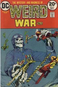 Cover Thumbnail for Weird War Tales (DC, 1971 series) #17