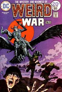 Cover Thumbnail for Weird War Tales (DC, 1971 series) #23