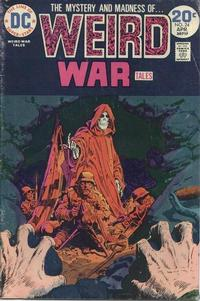 Cover Thumbnail for Weird War Tales (DC, 1971 series) #24