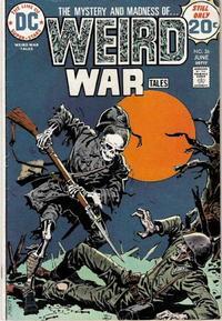 Cover Thumbnail for Weird War Tales (DC, 1971 series) #26