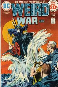 Cover Thumbnail for Weird War Tales (DC, 1971 series) #27
