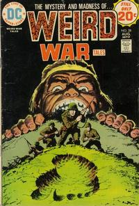 Cover Thumbnail for Weird War Tales (DC, 1971 series) #28