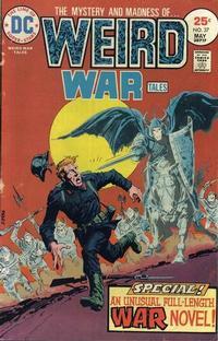 Cover Thumbnail for Weird War Tales (DC, 1971 series) #37