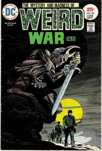 Cover Thumbnail for Weird War Tales (DC, 1971 series) #38