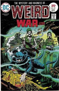 Cover Thumbnail for Weird War Tales (DC, 1971 series) #39