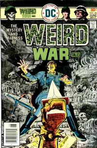 Cover Thumbnail for Weird War Tales (DC, 1971 series) #46