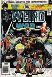 Cover Thumbnail for Weird War Tales (DC, 1971 series) #47