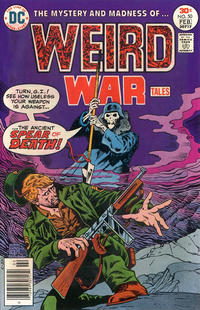 Cover Thumbnail for Weird War Tales (DC, 1971 series) #50