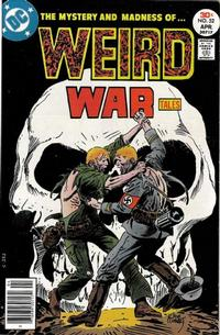 Cover for Weird War Tales (DC, 1971 series) #52