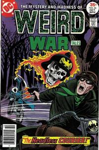 Cover Thumbnail for Weird War Tales (DC, 1971 series) #56
