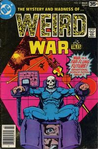 Cover Thumbnail for Weird War Tales (DC, 1971 series) #61