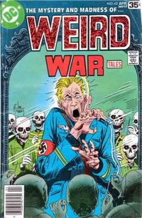 Cover Thumbnail for Weird War Tales (DC, 1971 series) #62