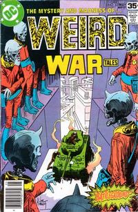 Cover Thumbnail for Weird War Tales (DC, 1971 series) #63