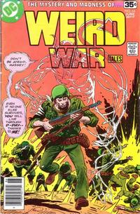 Cover Thumbnail for Weird War Tales (DC, 1971 series) #64