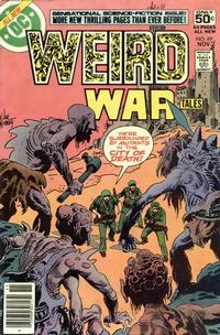 Cover Thumbnail for Weird War Tales (DC, 1971 series) #69
