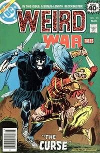 Cover Thumbnail for Weird War Tales (DC, 1971 series) #73