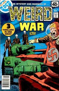 Cover Thumbnail for Weird War Tales (DC, 1971 series) #75