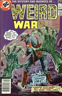 Cover Thumbnail for Weird War Tales (DC, 1971 series) #79