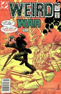 Cover Thumbnail for Weird War Tales (DC, 1971 series) #86