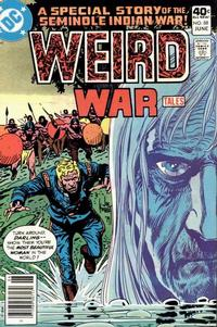 Cover for Weird War Tales (DC, 1971 series) #88