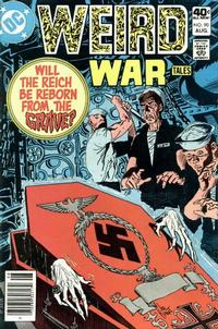 Cover Thumbnail for Weird War Tales (DC, 1971 series) #90