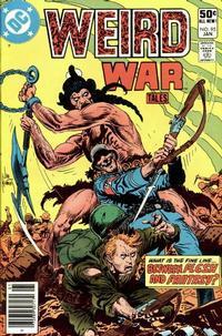Cover Thumbnail for Weird War Tales (DC, 1971 series) #95